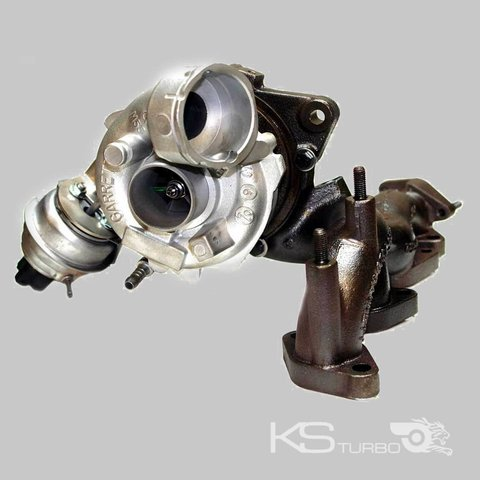 2.0 CRD turbocharger rotating assembly Chrysler Dodge Jeep ECE PDE DPF 768652