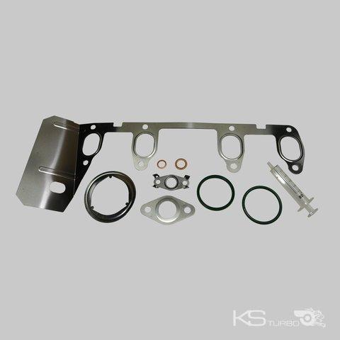 Turbolader Montagensatz BMM BMP BLS Volkswagen CADDY Kasten 2KA 2KH 2CA 2CH 1.9