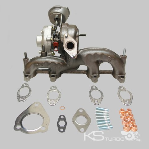 Turbolader VW Sharan Galaxy 038253019N  1,9 TDI 85KW 115PS AUY AJM Montagesatz