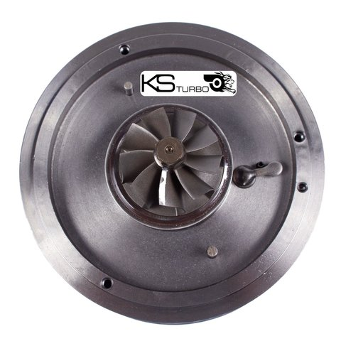 KS-Turbo Rumpfgruppe 790179-5002S Nissan dCi 145  NV400   8200994322B