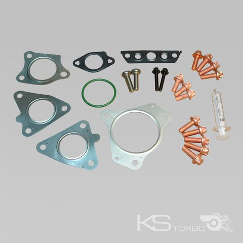 Gasket kit Turbocharger Jeep Cherokee 3.0 CRD (KK)  160KW/165 KW / Motor: OM642