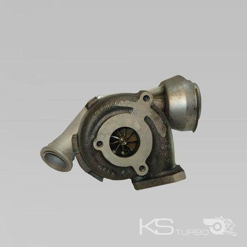 Turbolader Opel Astra Vectra Zafira 24442215 Y22DTR 2,2 DTI Montagesatz *