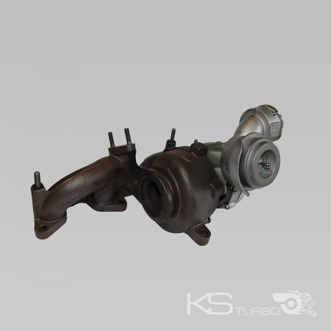 Turbolader Skoda Octavia 2.0 TDI 03G253010J 103KW 140PS GT1749VA Turbocharger